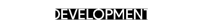 development Homepage